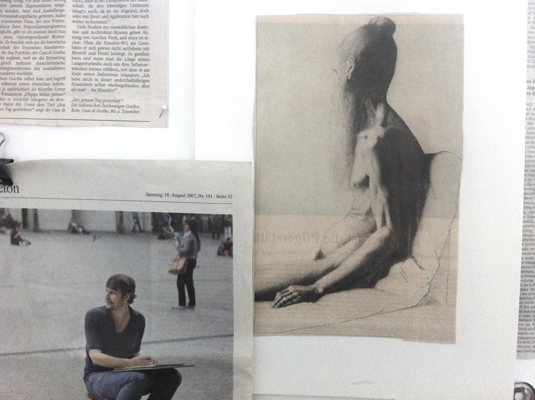 Museum für Zeichnung Monika Bartholomé